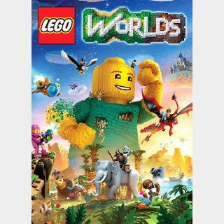 Lego Worlds (PC) Steam Key GLOBAL