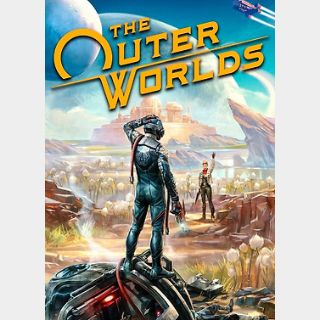 The Outer Worlds (PC) Steam Key GLOBAL
