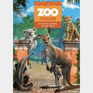Zoo Tycoon: Ultimate Animal Collection (PC) Steam Key GLOBAL