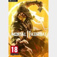 Mortal Kombat 11 Steam Key GLOBAL