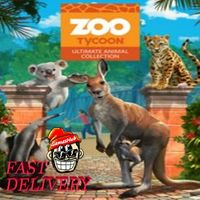 Zoo Tycoon: Ultimate Animal Collection Steam Key GLOBAL