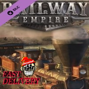 Railway Empire - Crossing the Andes Steam Key GLOBAL