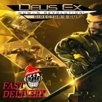 Deus Ex: Human Revolution - Director's Cut Steam Key GLOBAL