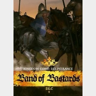 Kingdom Come: Deliverance Band of Bastard