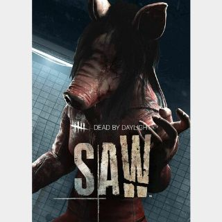 Dead by Daylight - The Saw Chapter (DLC) Steam Key GLOBAL