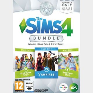 The Sims 4: Bundle Pack 4 (PC) Origin Key GLOBAL