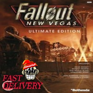 Fallout: New Vegas Ultimate Edition ✅[STEAM][CD KEY][REGION:GLOBAL][DIGITAL DELIVERY FAST AND SAFE]✅