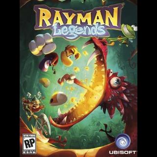 Rayman Legends Uplay Key GLOBAL