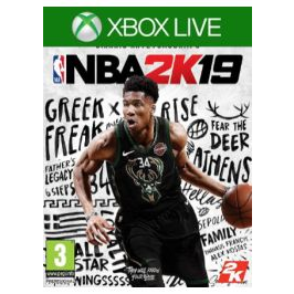 NBA 2K19 XBOX LIVE Key XBOX ONE UNITED STATES[INSTANT DELIVERY]