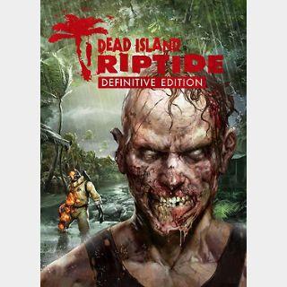 Dead Island: Riptide Definitive Edition (PC) Steam Key GLOBAL