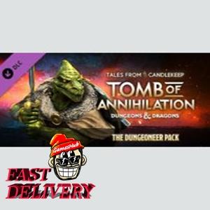Tales from Candlekeep - Dragonbait's Dungeoneer Pack Key Steam GLOBAL