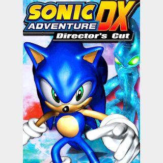 Sonic Adventure DX (PC) Steam Key GLOBAL