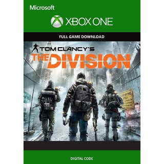 Tom Clancy's The Division (XONE) Xbox Live Key GLOBAL