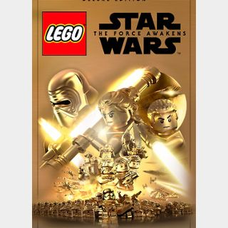 LEGO Star Wars: The Force Awakens Deluxe Edition