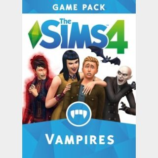 The Sims 4: Vampires (PC) Origin Key GLOBAL