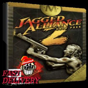 Jagged Alliance 2: Gold Steam Key GLOBAL