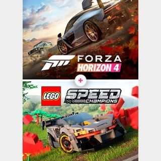 Forza Horizon 4 + Lego Speed Champions (PC / Xbox ONE)