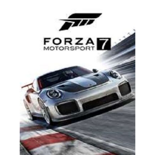 Forza Motorsport 7 XBOX One  Key Windows 10 GLOBAL