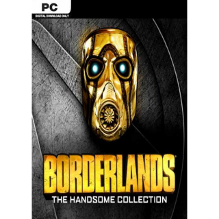 Borderlands: The Handsome Collection Steam Key GLOBAL