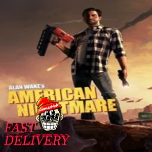Alan Wake's American Nightmare Steam Key GLOBAL