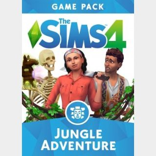 The Sims 4: Jungle Adventure (PC) Origin Key GLOBAL