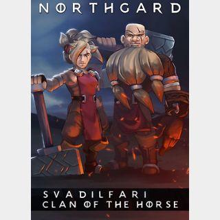 Northgard - Svardilfari, Clan of the Horse