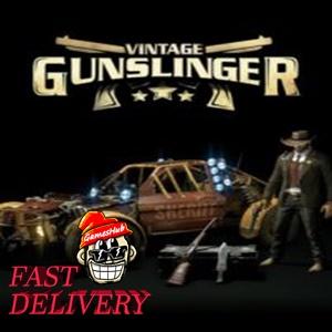 Dying Light - Vintage Gunslinger Bundle Steam Key GLOBAL