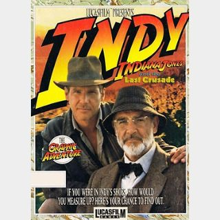 Indiana Jones and the Last Crusade (PC) Steam Key GLOBAL