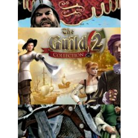 The Guild II Collection Steam Key GLOBAL