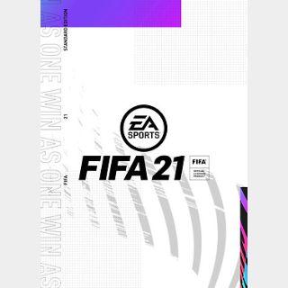 FIFA 21 (PC) Origin Key GLOBAL