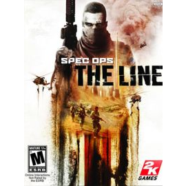 Spec Ops: The Line Steam Key GLOBAL