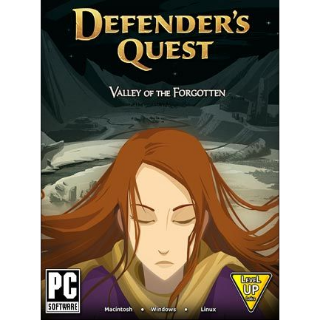 Defender's Quest: Valley of the Forgotten GOG.COM Key GLOBAL
