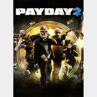PayDay 2 Steam Key GLOBAL