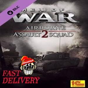 Men of War: Assault Squad 2 - Airborne Key Steam GLOBAL