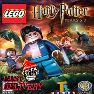 LEGO Harry Potter: Years 5-7 ✅[STEAM][CD KEY][REGION:GLOBAL][DIGITAL DELIVERY FAST AND SAFE]✅
