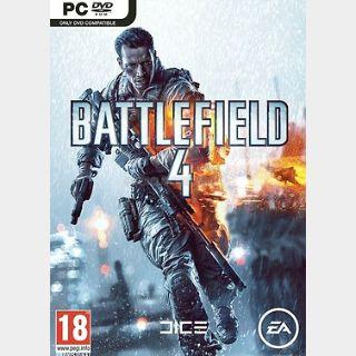 Battlefield 4 (PC) Origin GLOBAL