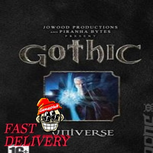 Gothic Universe Edition ✅[STEAM][CD KEY][REGION:GLOBAL][DIGITAL DELIVERY FAST AND SAFE]✅