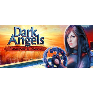 Dark Angels: Masquerade of Shadows Steam Key GLOBAL[INSTANT DELIVERY]