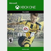FIFA 17 (Xbox One) Xbox Live Key GLOBAL