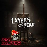Layers of Fear ✅[STEAM][CD KEY][REGION:GLOBAL][DIGITAL DELIVERY FAST AND SAFE]✅
