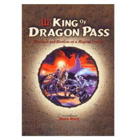 King of Dragon Pass Steam Key GLOBAL