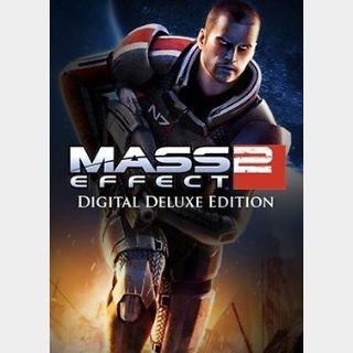Mass Effect 2 Digital Deluxe Edition (PC) Origin Key GLOBAL
