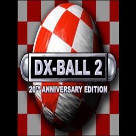 DX-Ball 2: 20th Anniversary Edition Steam Key GLOBAL