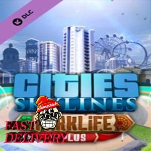 Cities: Skylines - Parklife Plus Steam Key GLOBAL