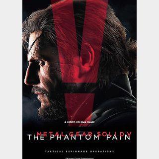 Metal Gear Solid V: The Phantom Pain (PC) Steam Key GLOBAL