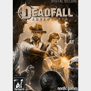 Deadfall Adventure Deluxe Edition