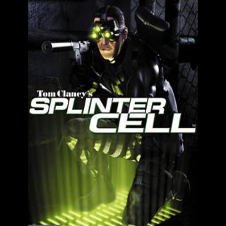 Tom Clancy's Splinter Cell Uplay Key GLOBAL