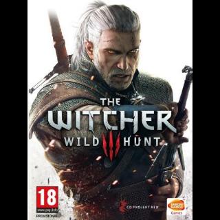 The Witcher 3: Wild Hunt GOG.COM Key GLOBAL
