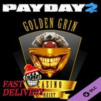 PAYDAY 2: The Golden Grin Casino Heist Key Steam GLOBAL