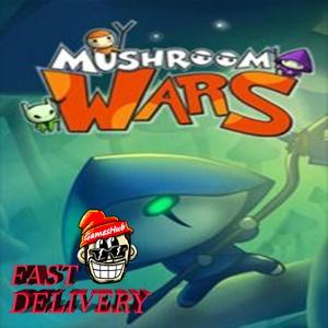 Mushroom Wars Steam Key GLOBAL